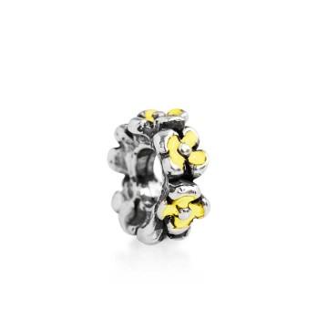 Corolla yellow flowers