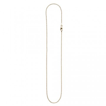 Baby Ball Chain-Gold Plated...