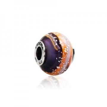 Orange / Purple / Silver