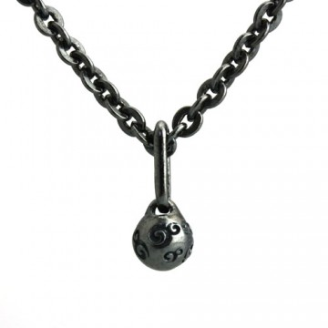 Dirty Ball Necklace 70cm
