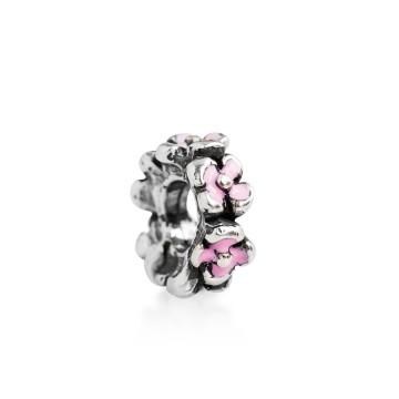 Corolla pink flowers