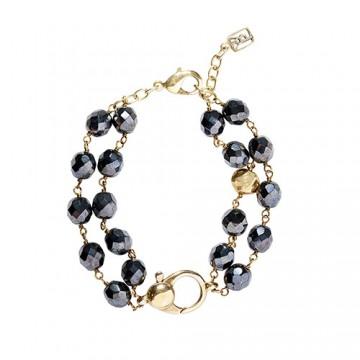 Ensemble Bracelet Hematite