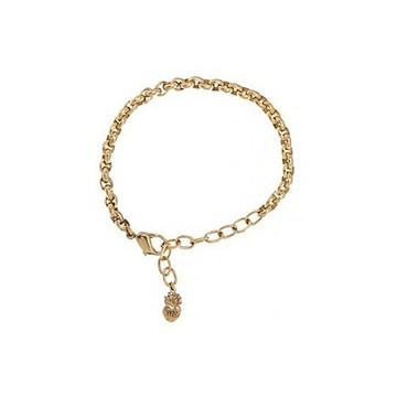 Large Rolo Bracelet - Brass