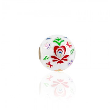 Folklore - Matyo Flowers Bead