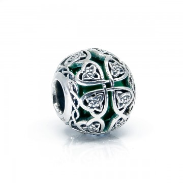 Irish Celtic Shamrock -...