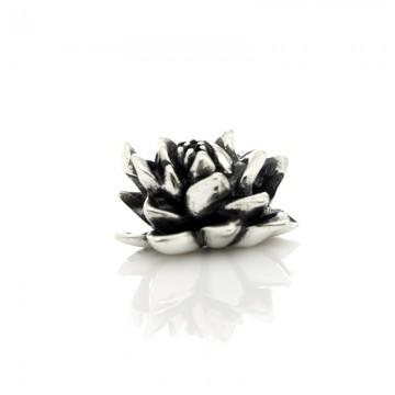 Lotus Flower Blossom Charm