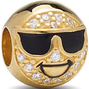 Cool - Smiley - Diamond -