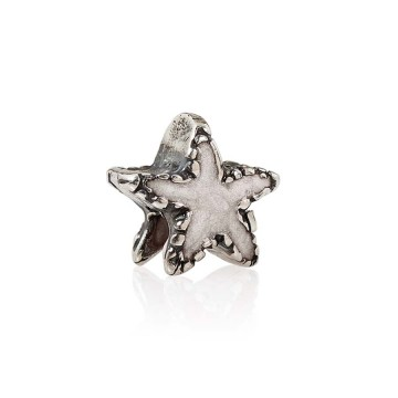 Star glazed - White pearly