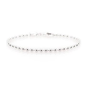 Bracelet with chain 20 cm