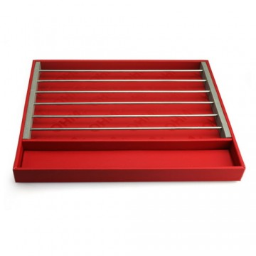 Storage Tray Red