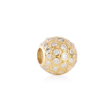 Boulle pavé - Gold