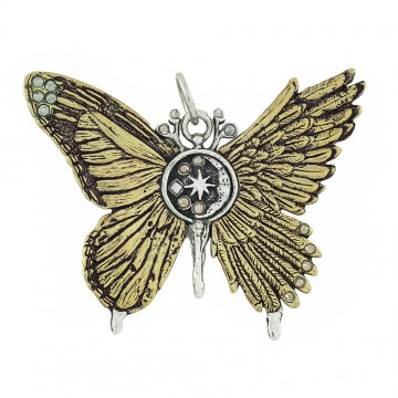 Ascension Butterfly Pendente