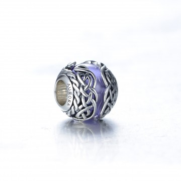 Celtic Mystic Knot - Purple