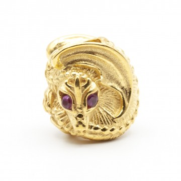 Baby Dragon 18kt Gold