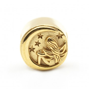 Phoebe the Moon 18kt Gold