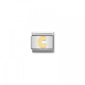Lettera C Gold