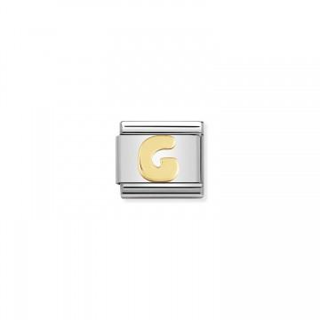 Lettera G Gold