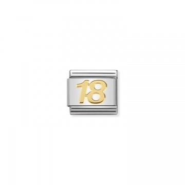 Número 18 de Oro