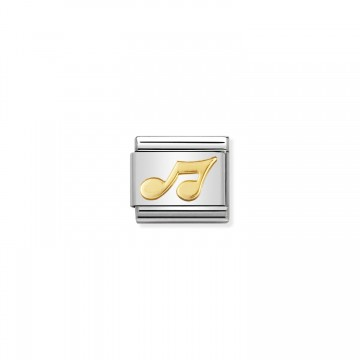 Nota Musicale Oro