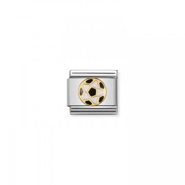 Fútbol blanco y negro -...
