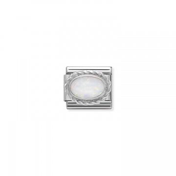 Oktobers - Silber und Opal