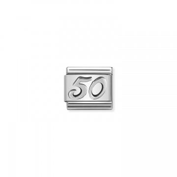 Numero 50 in Argento