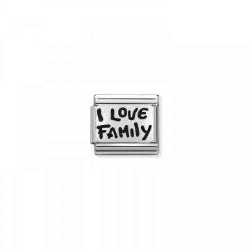 Amo la Famiglia - Argento e...