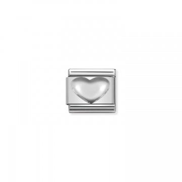 Herz - Silber
