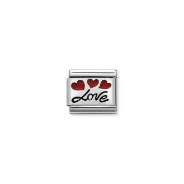 Amor con Tres Globos -...