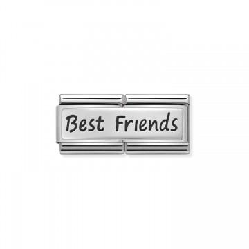 Bester Freund - Silber und...