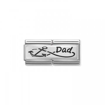 Unendlich Papa - Silber und...