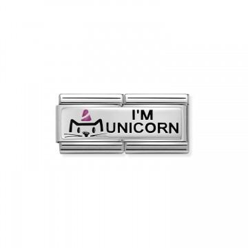 Sono un Unicorno - Argento...