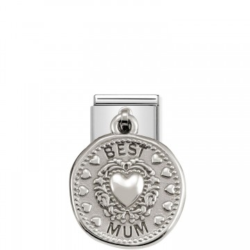 Best Mum - Silver