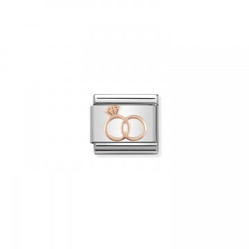 Wedding Rings - Rose Gold