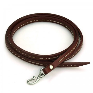 Brown OHM Whip Bracelet