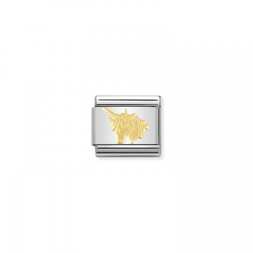 Unicornio - Oro
