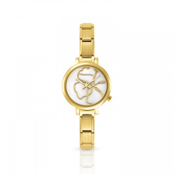 Composable Watch Gold ( Round)