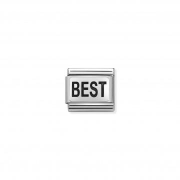 Best - Silver and Enamel