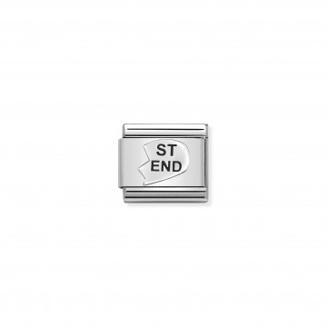 ST - END Cuore - Argento e...