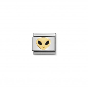 Alieno 1 - Oro Giallo e Smalto