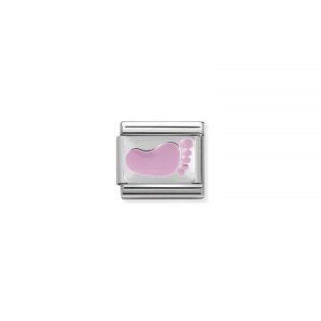 CiaoLapo Pink Footprint -...