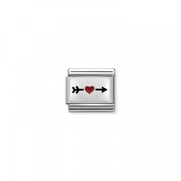Arrow with Red Heart -...