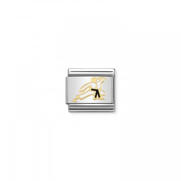 Karate - Oro e Smalto