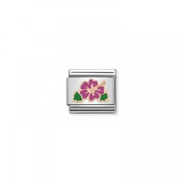 Fuchsia Hibiscus - Rose...