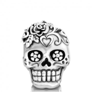 Sugar Skull - Loving Heart