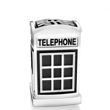 Telephone Booth Box with...