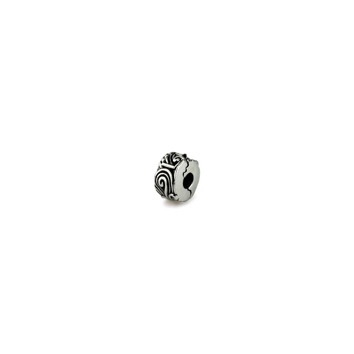 ohm beads/whls009/ Water-ness/stop/stopper/pandora/trollbeads
