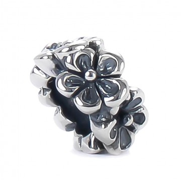 Spacer Bead - Flower Band