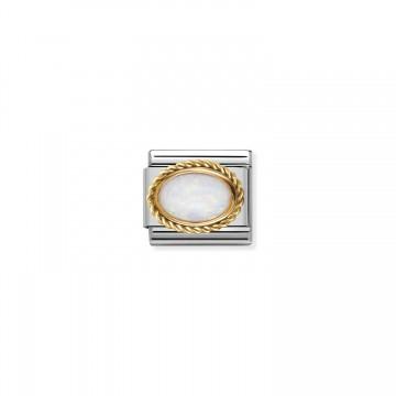 Opale Ovale - Oro