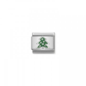 Christmas Tree - Silver and...